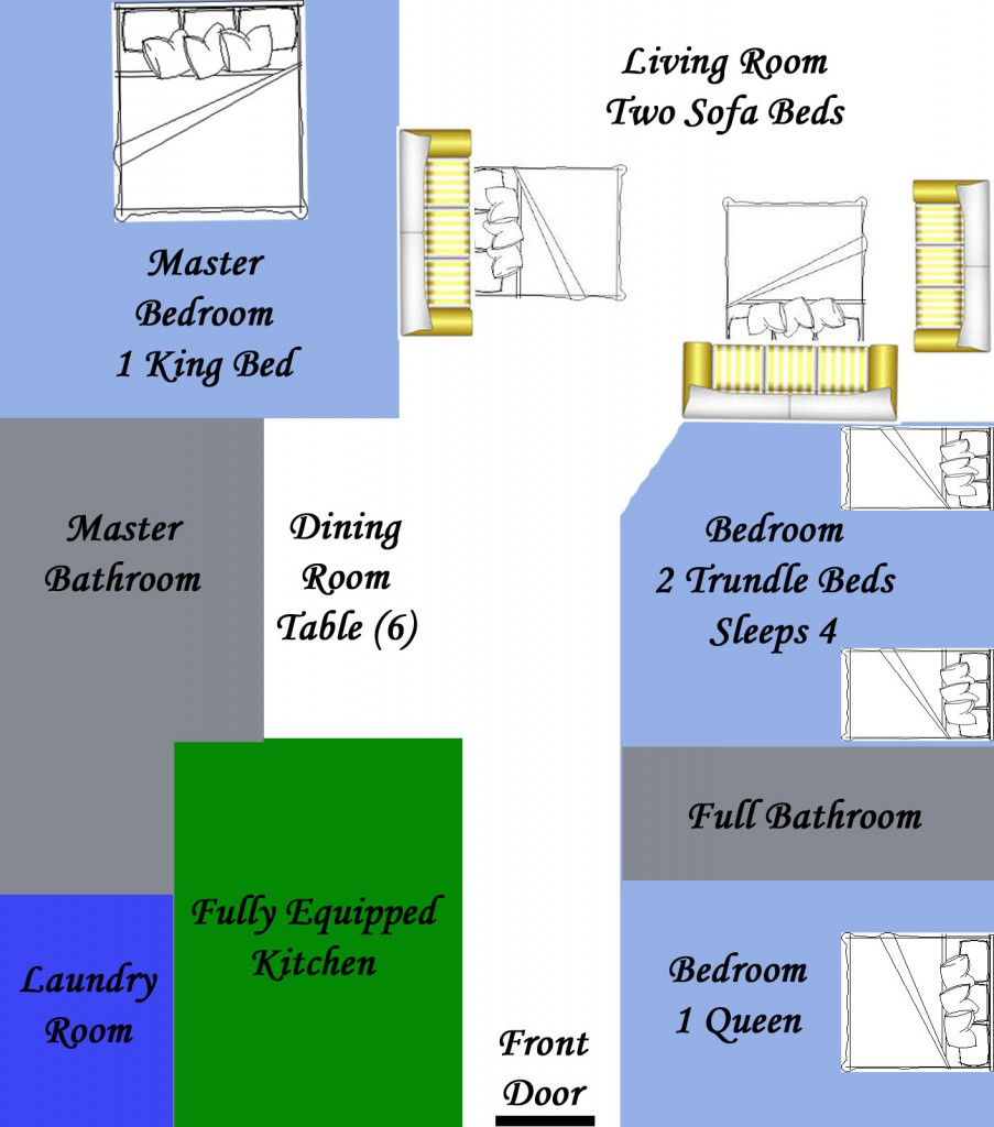 FloorPlan-StAugustine-BeachHouse